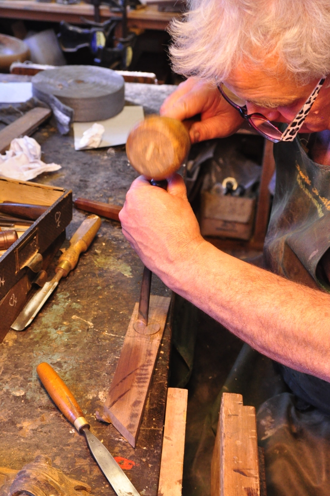 David Battle antique restoration