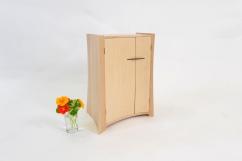 Bonsai bespoke contemporary cabinet design by Paul Chilton
