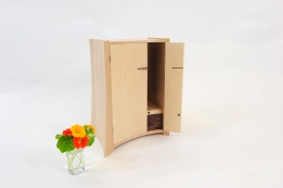 Bonsai bespoke contemporary cabinet design by Paul Chilton