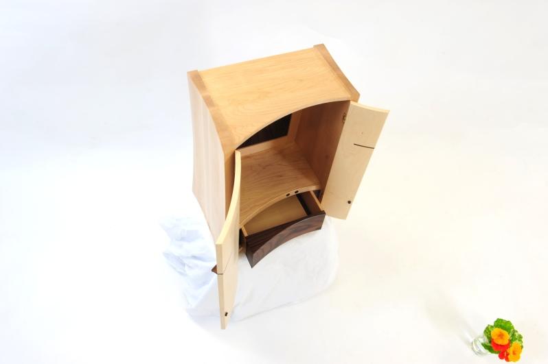 Bonsai cabinet Paul Chilton furniture design