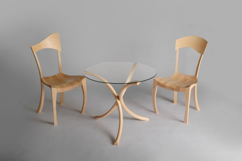 Gracie Chairs Table David Savage